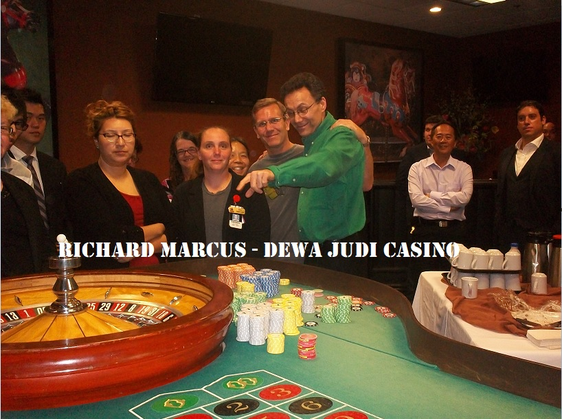 Richard Marcus - Dewa Judi Casino