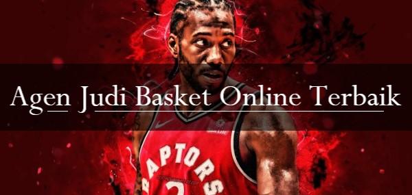 Agen Judi Basket Online Terbaik